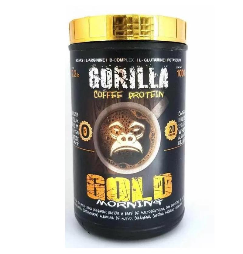 Proteína + Café GOLD...