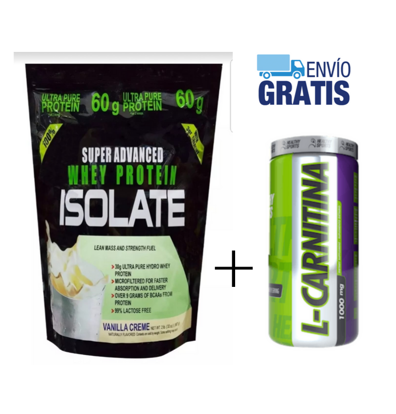 Whey Protein Isolate 2...