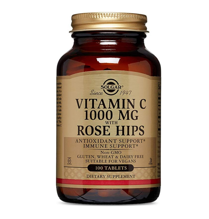 Vitamin C 1000 mg with Rose...