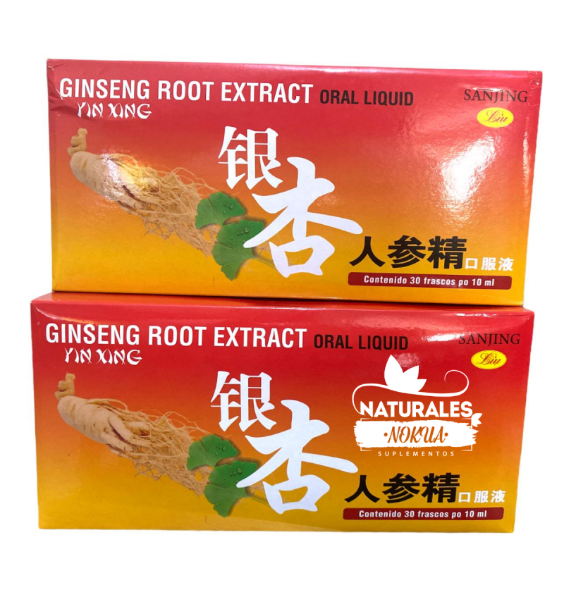 Ginseng Root Extract +...