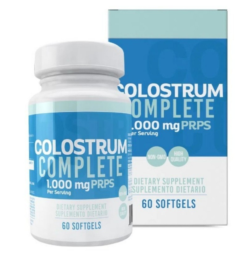 COLOSTRUM COMPLETE 1000MG...