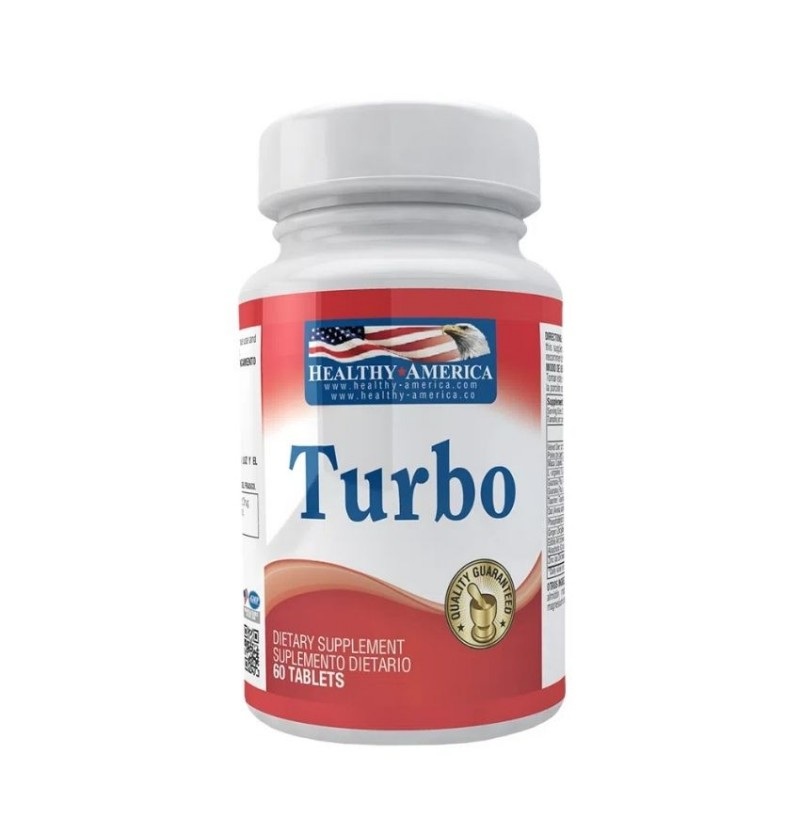 Turbo 60 Tablets   Healthy...